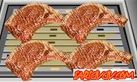 Pirzola Pişir Oyunu
