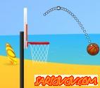 Plaj Basketbolu Oyunu