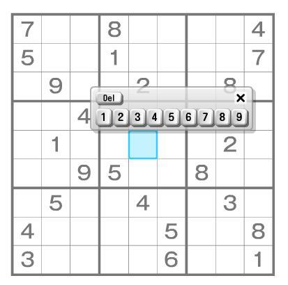 Rakamlı Sudoku
