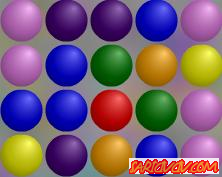 Renkli Balon Patlat Oyunu