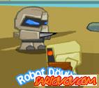 Robot Dövüşü Oyunu
