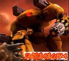Robot Saldırısı Oyunu