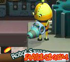 Robot Savunması Oyunu