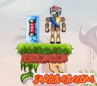 Robotları Patlat Oyunu