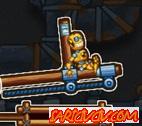 Robotu Fırlat Oyunu