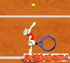 Saha Tenisi Oyunu