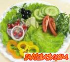 Salata Hazırlama Oyunu