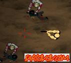 Saldırgan Zombiler Oyunu