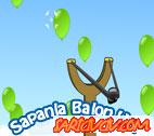 Sapanla Balon Vur Oyunu