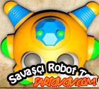 Savaşçı Robot Top Oyunu