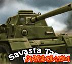 Savaşta Tank Park Etme Oyunu