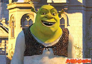 Shrek Geğirme Oyunu