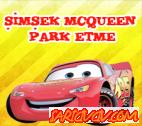 Şimşek McQueen Park Etme Oyunu