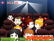 Sinemadaki Aşıklar Oyunu