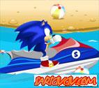 Sonic Jet Ski Oyunu