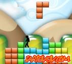 Stickman Tetris Oyunu