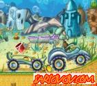 Sünger Bob Traktör Oyunu