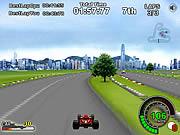 Süper Yarış Araba