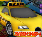 Taksi Arabası Sürme