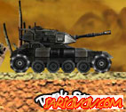 Askeri Tank Sürme