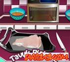 Tavuk Pişirme Oyunu