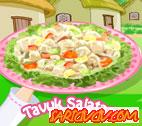 Tavuk Salatası Oyunu