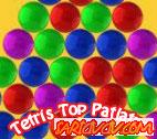 Tetris Top Patlatma Oyunu