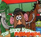 Toy Story Kamyonu  Oyunu