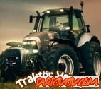 Traktör Pist Yarışı