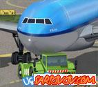 Uçak Park Et Oyunu