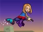 Uçan Sihirli Kız