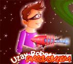 Uzay Robotları Oyunu