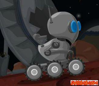 Uzay Robotu Yap Oyunu