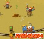 Vahşi Batı Treni 2 Oyunu