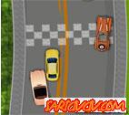 Virajlı Bmw Araba yarışı