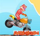 Zıplayan Motor Oyunu