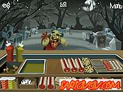 Zombi Burger Oyunu