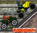 Zorlu ATV Yarışı Oyunu